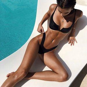 Other - Cheeky Black Bikini